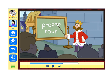 New ABCmouse 1st grade learning activities