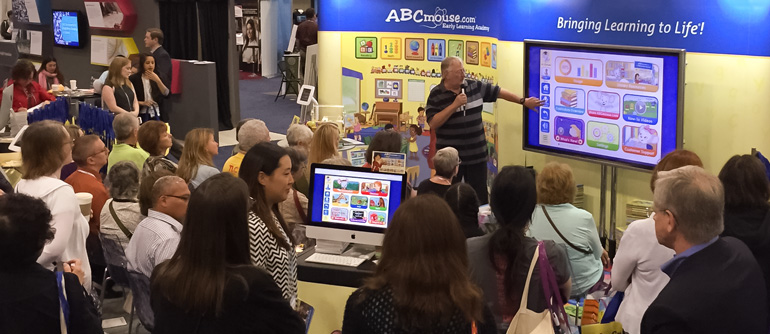 ABCmouse for Libraries now available on tablets