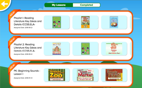 ABCmouse for Teachers - Standards-Aligned Collections