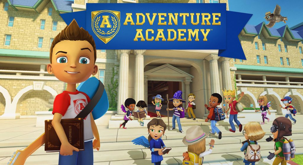 97e9b7df49e6 Introducing Adventure AcademyTM