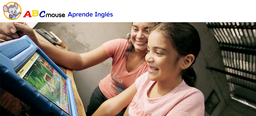 All families in Costa Rica can download the ABCmouse Aprende Ingles program for free