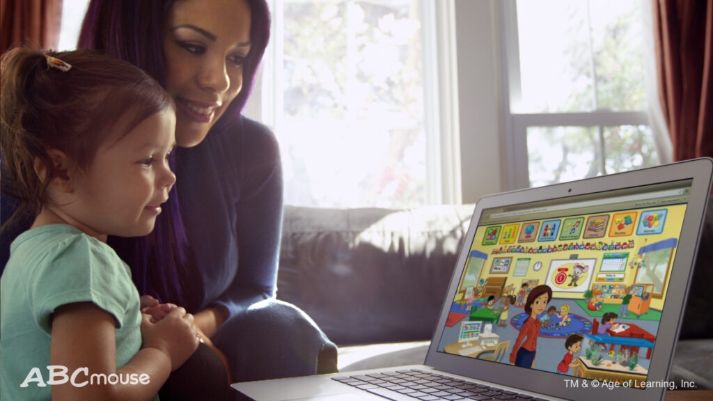 ABCmouse early learning academy by Age of Learning