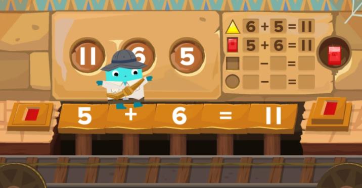 My Math Academy - adaptive, personalized early math learning program