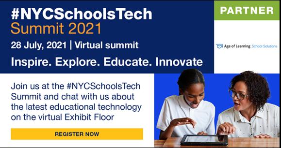 NYCSchoosTech Summit My Math Academy