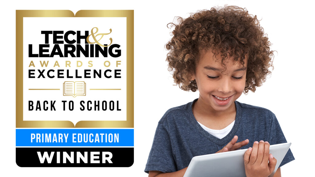 My Math Academy Wins Tech and Learning Awards of Excellence for Back to School
